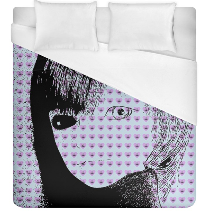Heartwill Duvet Cover (King Size)
