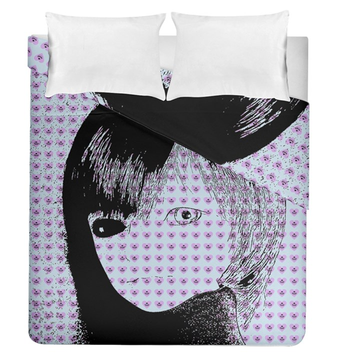 Heartwill Duvet Cover Double Side (Queen Size)