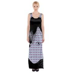 Heartwill Maxi Thigh Split Dress