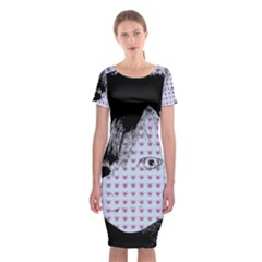 Heartwill Classic Short Sleeve Midi Dress