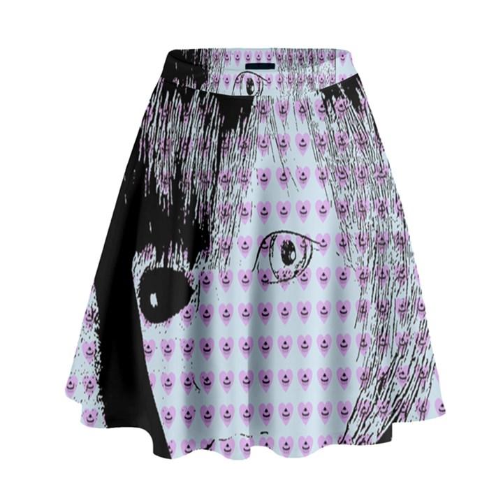 Heartwill High Waist Skirt