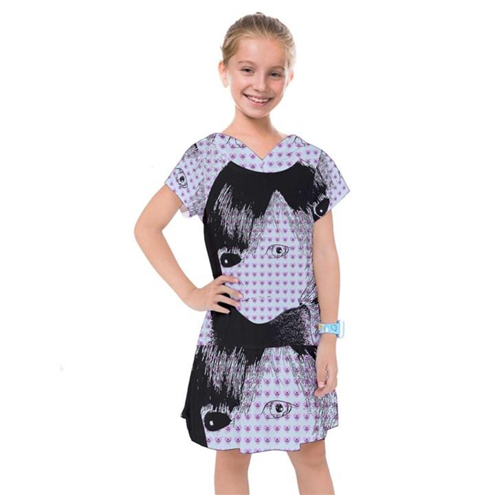 Heartwill Kids  Drop Waist Dress
