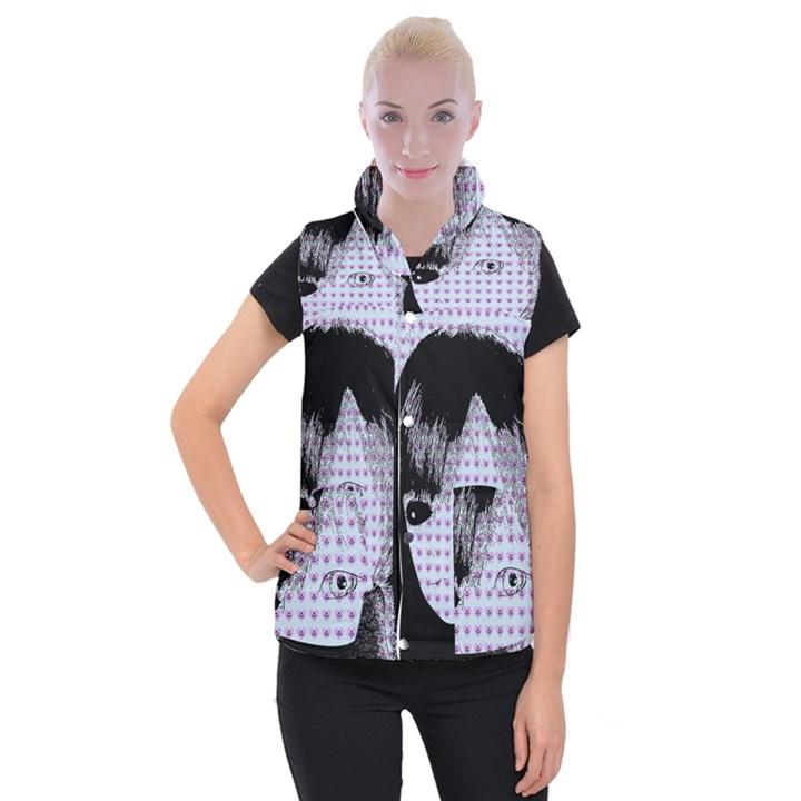 Heartwill Women s Button Up Puffer Vest