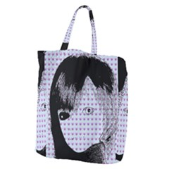 Heartwill Giant Grocery Zipper Tote