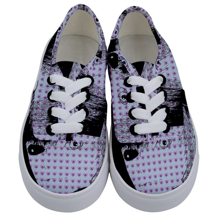 Heartwill Kids  Classic Low Top Sneakers