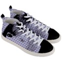Heartwill Men s Mid-Top Canvas Sneakers View3