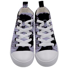 Heartwill Kid s Mid Top Canvas Sneakers