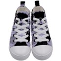 Heartwill Kid s Mid-Top Canvas Sneakers View1
