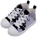 Heartwill Kid s Mid-Top Canvas Sneakers View2