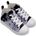 Heartwill Kid s Mid-Top Canvas Sneakers View3