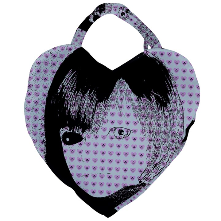 Heartwill Giant Heart Shaped Tote