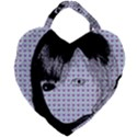 Heartwill Giant Heart Shaped Tote View2