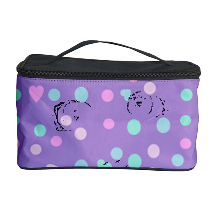 Little Face Cosmetic Storage Case