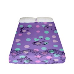 Little Face Fitted Sheet (full/ Double Size)