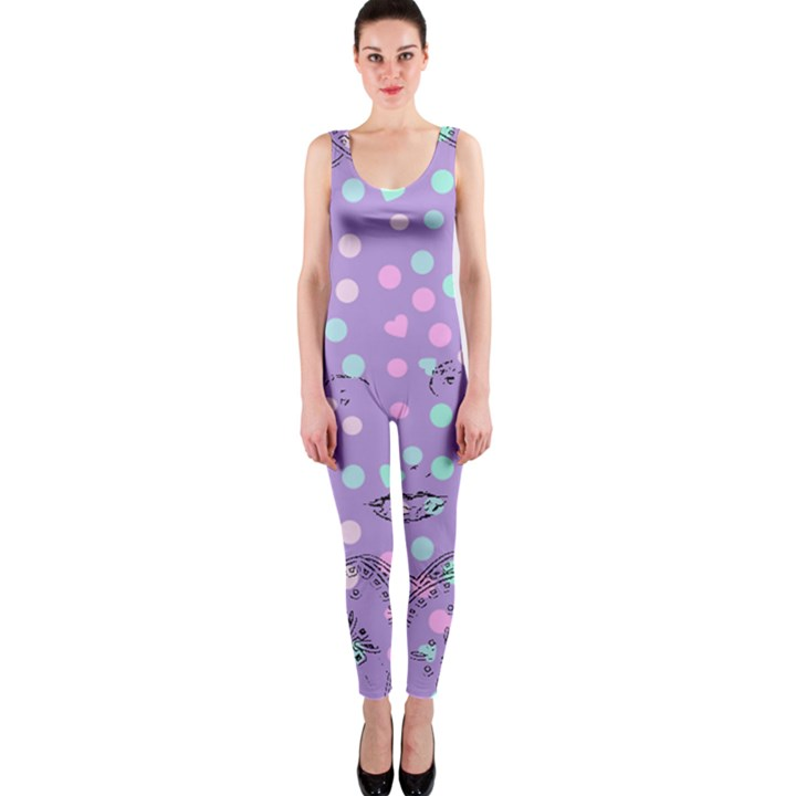 Little Face OnePiece Catsuit