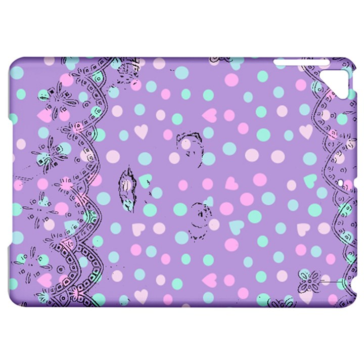 Little Face Apple iPad Pro 9.7   Hardshell Case