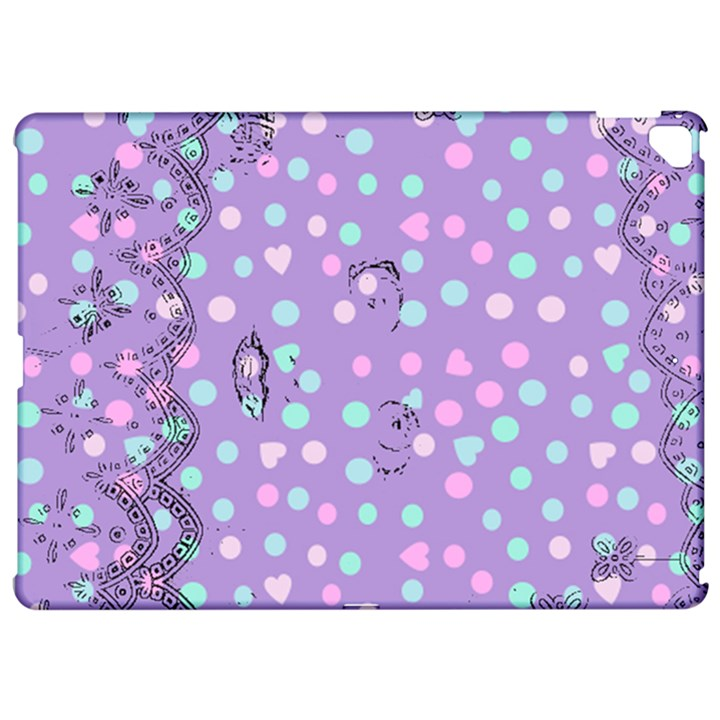 Little Face Apple iPad Pro 12.9   Hardshell Case