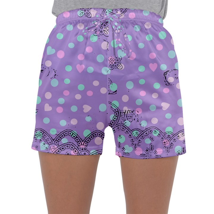 Little Face Sleepwear Shorts