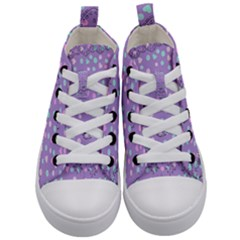 Little Face Kid s Mid Top Canvas Sneakers