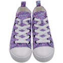 Little Face Kid s Mid-Top Canvas Sneakers View1