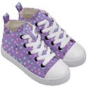 Little Face Kid s Mid-Top Canvas Sneakers View3