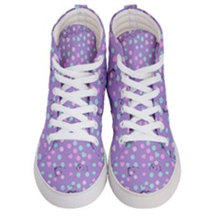 Little Face Women s Hi Top Skate Sneakers