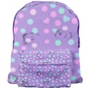 Little Face Giant Full Print Backpack View1