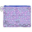 Little Face Canvas Cosmetic Bag (XXL) View1