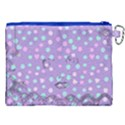 Little Face Canvas Cosmetic Bag (XXL) View2