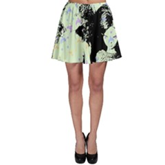 Mint Wall Skater Skirt