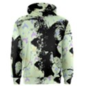 Mint Wall Men s Pullover Hoodie View1