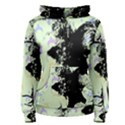 Mint Wall Women s Pullover Hoodie View1