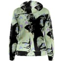 Mint Wall Women s Pullover Hoodie View2