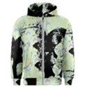 Mint Wall Men s Zipper Hoodie View1
