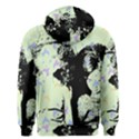 Mint Wall Men s Zipper Hoodie View2