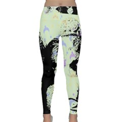 Mint Wall Classic Yoga Leggings