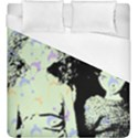 Mint Wall Duvet Cover (King Size) View1