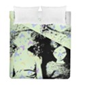 Mint Wall Duvet Cover Double Side (Full/ Double Size) View1