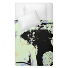 Mint Wall Duvet Cover Double Side (single Size)