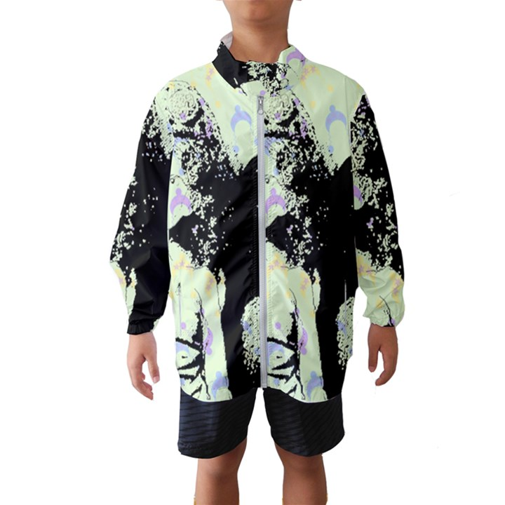 Mint Wall Wind Breaker (Kids)