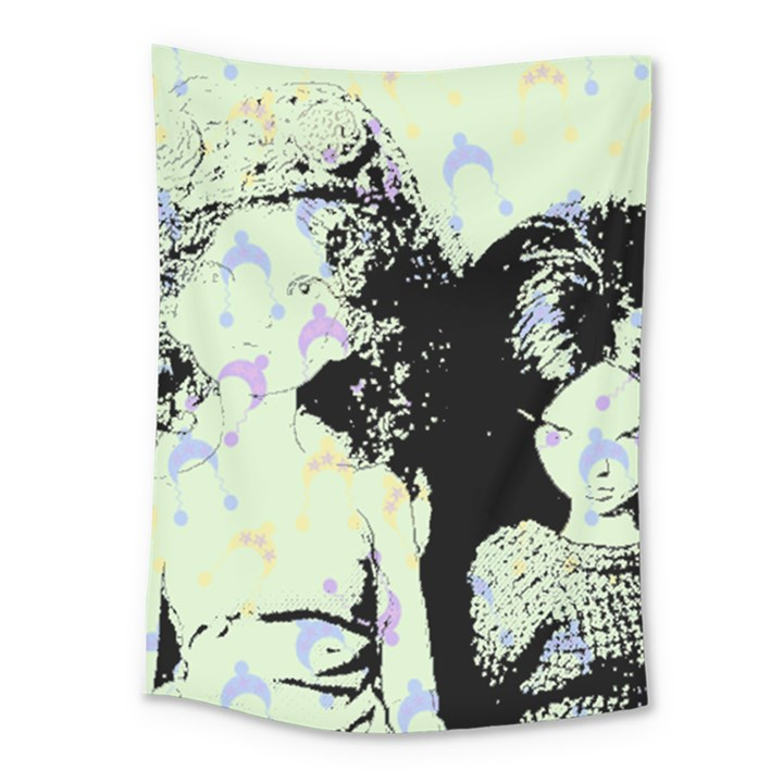 Mint Wall Medium Tapestry