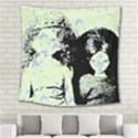 Mint Wall Square Tapestry (Large) View2