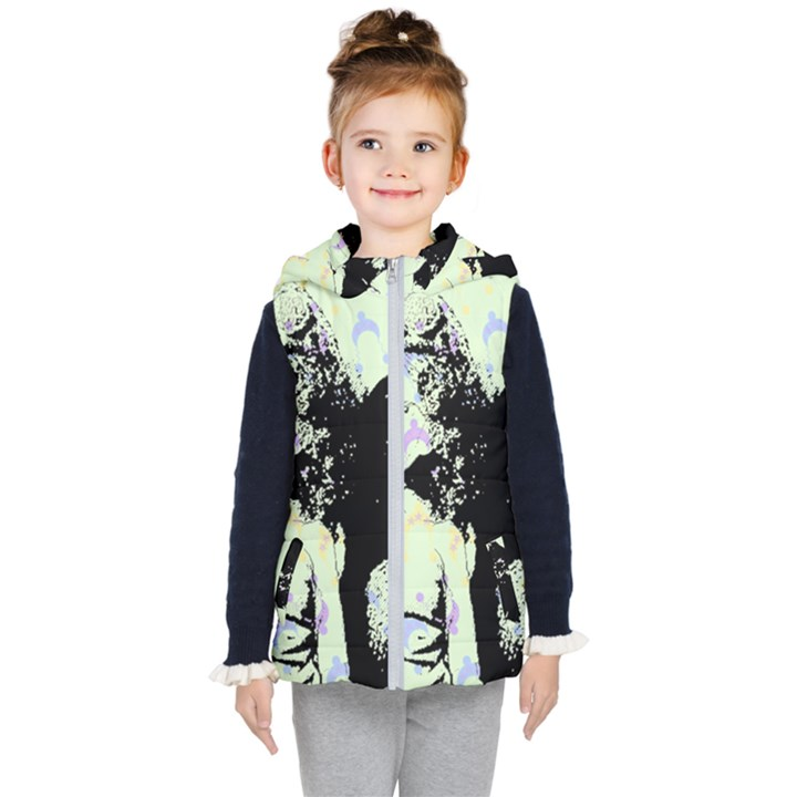 Mint Wall Kid s Puffer Vest