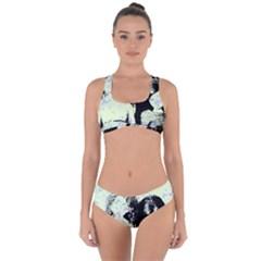 Mint Wall Criss Cross Bikini Set