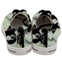 Mint Wall Men s Low Top Canvas Sneakers View4