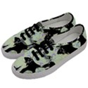 Mint Wall Men s Classic Low Top Sneakers View2