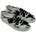 Mint Wall Men s Classic Low Top Sneakers View3