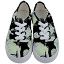 Mint Wall Kids  Classic Low Top Sneakers View1