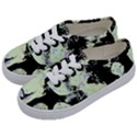 Mint Wall Kids  Classic Low Top Sneakers View2