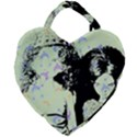 Mint Wall Giant Heart Shaped Tote View2